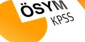 KPSS-2021/1 ve KPSS-2021/2 tercih tarihi ne zaman? Tercih tarihleri belli oldu