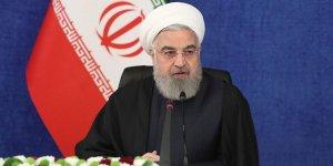 İran Cumhurbaşkanı Ruhani: Yaptırımlar nedeniyle finansal kaynaklarımız kilitlendi!
