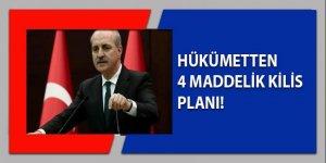 Hükümet Kilis planını açıkladı