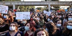 Boğaziçi protestolarında 98 kişi serbest