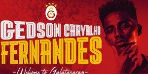 Galatasaraylı Futbolcu Gedson Fernandes'in Kovid-19 testleri negatif çıktı!
