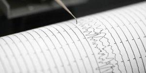 Kastamonu'da 4,5 büyüklüğünde deprem meydana geldi!