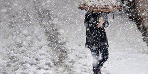 Doğu Anadolu'da 6 ilde kar yağışı etkisini sürdürecek!