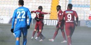 Hatayspor Erzurum'da 3 golle kazandı