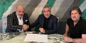 Adana Demirspor, teknik direktör Samet Aybaba ile sözleşme imzaladı!