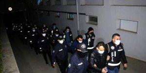 Rüşvet operasyonunda doktor ve eczacılar dahil 18 tutuklama