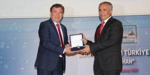 Gaziantep Büyükşehir coğrafi işaretleme alanında ödül aldı!