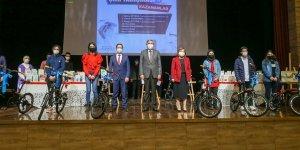 Sağlık çalışanları temalı yarışmanın ödül töreni gerçekleşti!