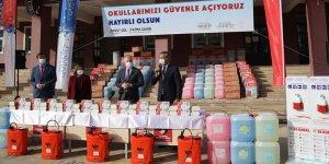 Gaziantep'teki okullar açılışa hazır!