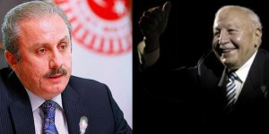 TBMM Başkanı Şentop, Vefatının 10. Yılında Necmettin Erbakan'ı Andı