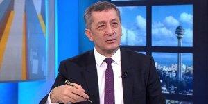 Milli Eğitim Bakanı Ziya Selçuk'tan yüz yüze eğitimle ilgili önemli açıklama