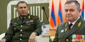 Ermenistan'daki kaos ülkeyi iki adet Genelkurmay Başkanına esir etti