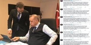 Cumhurbaşkanlığı İletişim Başkanı Altun'dan 'iftira kampanyalarına' yönelik açıklama