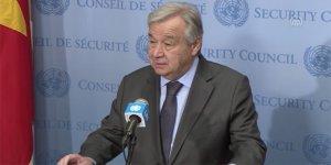 BM Genel sekreteri Guterres: Dünya 10 yıldır Suriye'deki yıkımı ve dökülen kanı izliyor