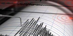Muğla'nın Menteşe ilçesinde 4,2 büyüklüğünde deprem