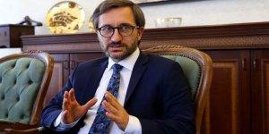 İletişim Başkanı Altun'dan HDP'nin kapatılması davasına dair Türkçe ve İngilizce açıklama
