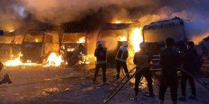 Rusya İdlib'de sivilleri hedef aldı: 1 ölü 2 yaralı