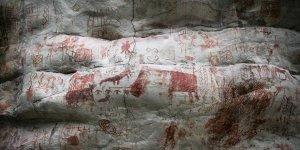 12 bin yıllık mağara resimleri ilgi görüyor