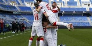 Türkiye ikinci maçından da galibiyetle ayrıldı: 0-3