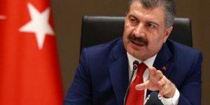 Sağlık Bakanı Fahrettin Koca, Türkiye Kovid-19 risk haritasını paylaştı