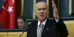 MHP Genel Başkanı Bahçeli'den HDP'nin kapatılması istemli iddianameyi AYM'nin iadesine tepki