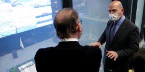 İçişleri Bakanı Soylu, Avrupa Konseyi Parlamenter Meclisi Başkanı Daems ile görüştü