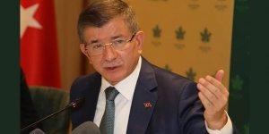 Gelecek Partisi Genel Başkanı Davutoğlu'ndan, emekli amirallerin açıklamasına tepki