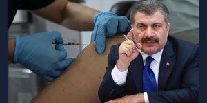 Sağlık Bakanı Koca aşının daha koruyucu olduğunu söyleyip 'biraz daha sabır' istedi