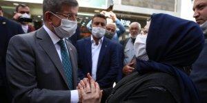 Ahmet Davutoğlu, Kilis'te Gelecek Partisi İl Başkanlığı binası açılışına katıldı