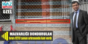 Malvarlığı dondurulan firari FETÖ'cü Ali Ezinç'in şirketine hibe verilir şirket hisselerini satıp firar ederken kimler himaye etti?
