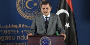 Libya Başbakanı Dibeybe'den heyetindeki 14 Bakan ile birlikte Türkiye'ye önemli ziyaret