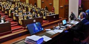 CHP'li Mansur Yavaş'ın kademeli olarak yüzde 50 ile yüzde 80 oranlarında su zammı teklifi reddedildi