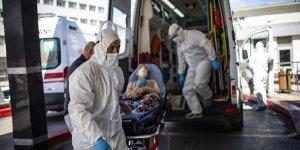 Türkiye'de 289 kişi hayatını kaybederken 63 bin 82 kişinin Kovid-19 testi pozitif çıktı