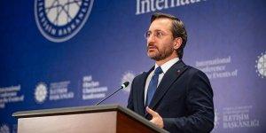 İletişim Başkanı Altun: Sözde Ermeni soykırımı iddiası sadece siyasi hesaplardan beslenen bir iftiradır