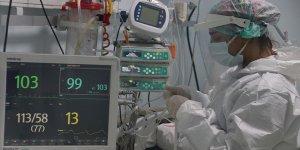 Düşüş sürüyor: 38 bin 553 kişinin Kovid-19 testi pozitif çıkarken 347 kişi hayatını kaybetti