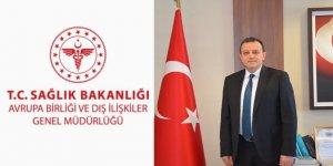 Sağlık Bakanlığı Avrupa Birliği ve Dış İlişkiler Genel Müdürlüğüne Selami Kılıç atandı
