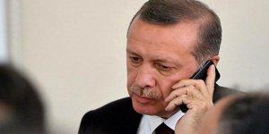 Cumhurbaşkanı Erdoğan, Kuveyt Emiri Sabah ile telefonda görüştü