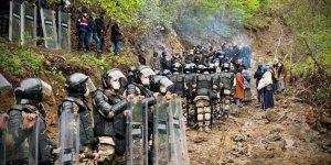 Rize'nin İkizdere ilçesinde 15 gün süreyle gösteri, yürüyüş ve basın açıklaması yasaklandı