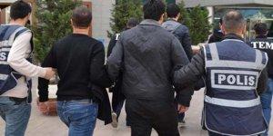 Ankara'da FETÖ operasyonunda 9 şüpheli gözaltına alındı