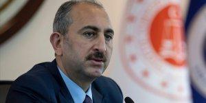 Bakan Gül'den Türk Ceza Kanunu'nda 'nefret suçu' düzenlemesi işareti