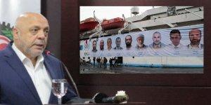 Hak-İş Genel Başkanı Arslan, Mavi Marmara şehitlerini andı