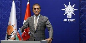 AK Parti Sözcüsü Çelik, MYK toplantısına ilişkin açıklamalarda bulundu