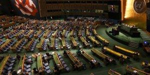 BM 76. Genel Kurul Başkanlığına Maldivler Dışişleri Bakanı Abdulla Shahid seçildi