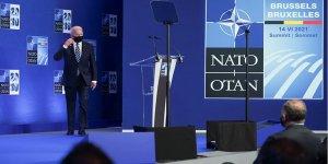 """Biden, Cumhurbaşkanı Erdoğan ile görüşmesini değerlendirdi: """"Pozitif ve verimli bir toplantı yaptık"""""""