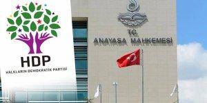 HDP'nin kapatılması davasında FLAŞ gelişme: AYM raportörü iddianamenin kabulünü istedi
