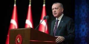 Cumhurbaşkanı Erdoğan: Mültecileri ve sığınmacıları göçe zorlayan sebeplerin ortadan kaldırılması şarttır