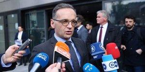 Almanya Dışişleri Bakanı Heiko Maas, AB-Türkiye göç mutabakatının güncellenmesini istedi