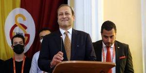 Galatasaray Kulübü Yönetim Kurulu'nda görev dağılımı yapıldı