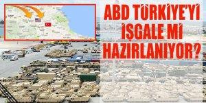 ABD Türkiye'yi işgale mi hazırlanıyor? Sosyal medya bir olma vakti kampanyası