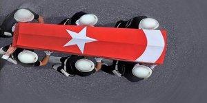 Şırnak'tan kahreden haber: 1 Üsteğmen şehit!